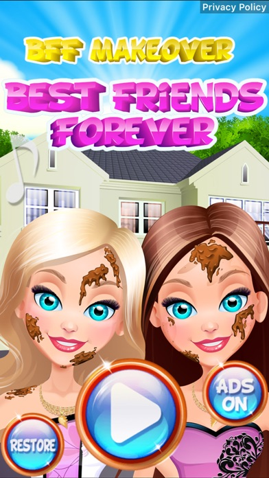 BFF Makeover screenshot one