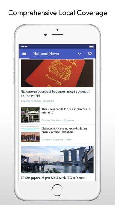 NewsLoop: News & lifestyle iPhone