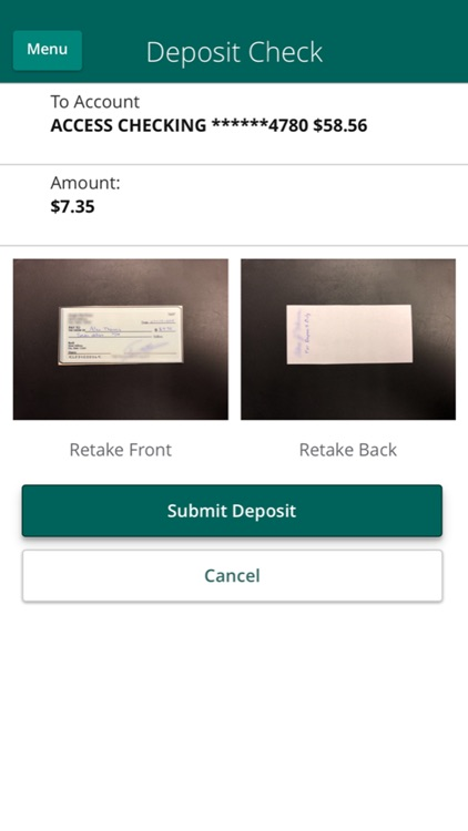 Umpqua Bank Mobile Banking screenshot-4