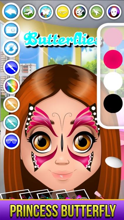 Draw, Doodle & Face Paint screenshot-3