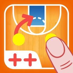 Coach Tactic Board: Basket++