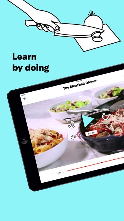 Project Foodie: Cooking Videos screenshot-0