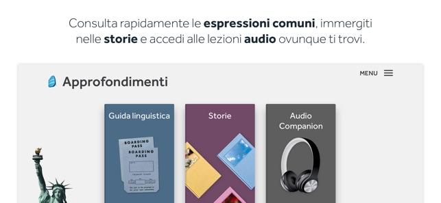 Rosetta Stone Screenshot