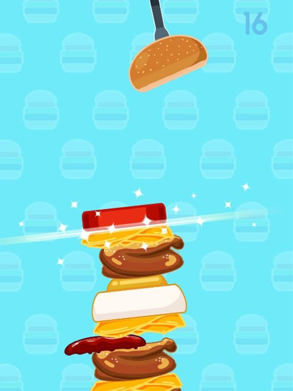 Burger Blocks screenshot 6
