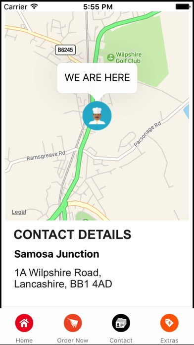 Samosa Junction Screenshot