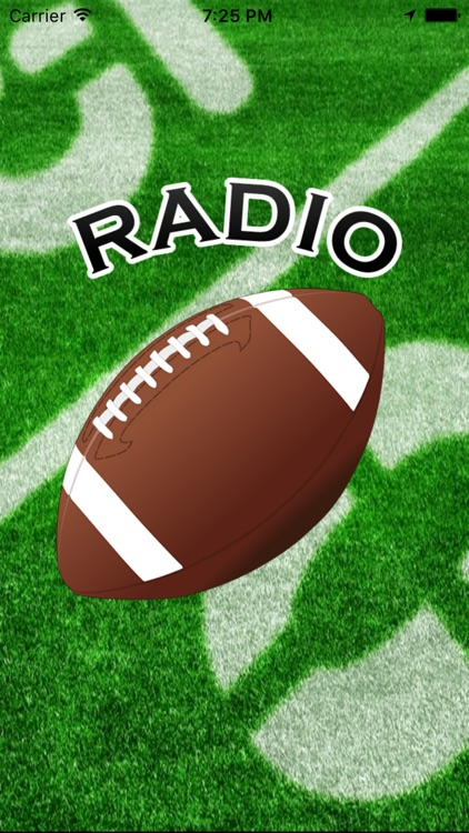 Pittsburgh Football Live - Radio, Schedule, News screenshot-0