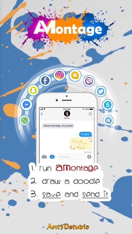 AMontage | Lazy GIF Maker screenshot-4