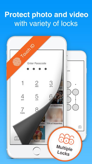 Top 10 Apps like Tic Tac Lock : Secretly hide photo albums
