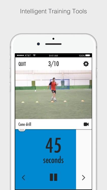 Soccer Elite Drills