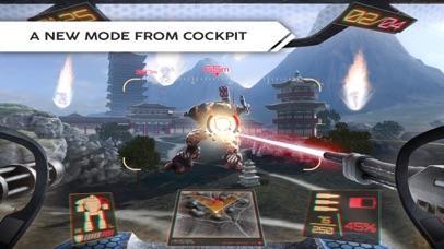 Robot Warfare: Mech Battle screenshot 1
