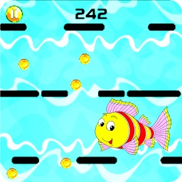tap tap big hungry fish world evolution