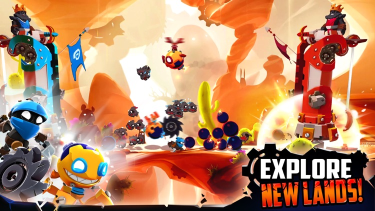 Badland Brawl screenshot-2