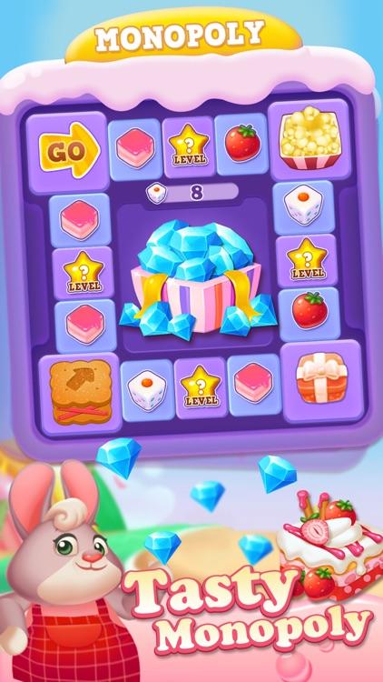 Tasty Treats - A Match 3 Game screenshot-3