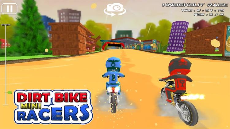 Dirt Bike Mini Racer : 3D Race screenshot-3