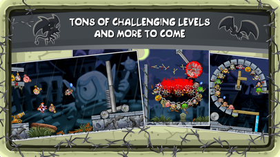 Roly Poly Monsters screenshot 5