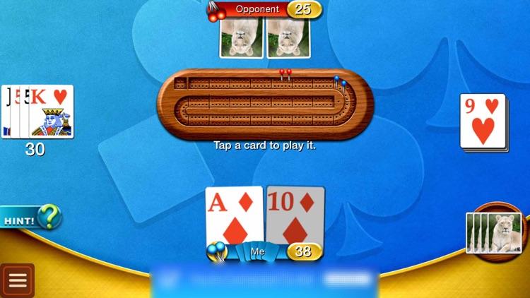 Cribbage - Crib & Peg Game screenshot-3