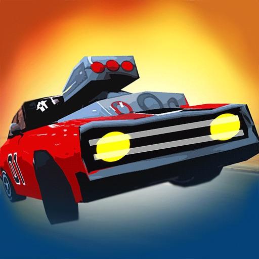 Car Battle Royale: War Arena
