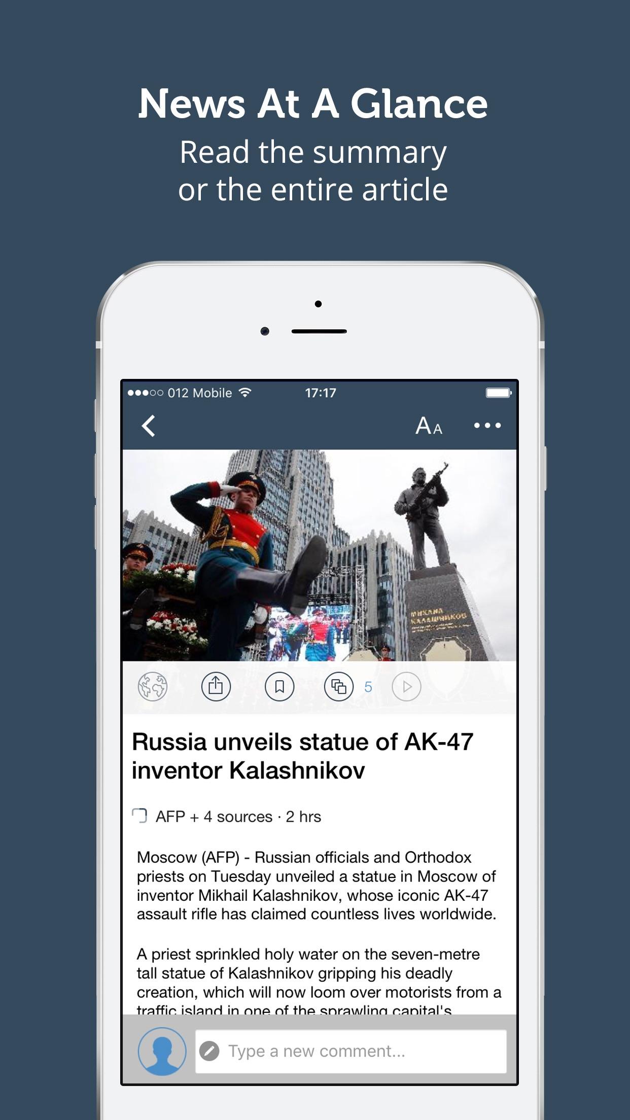 World News - Breaking Stories Screenshot