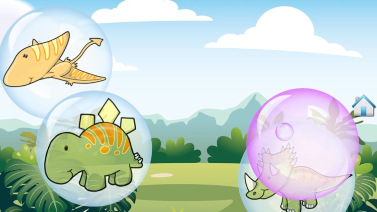 Dino Bubbles for Toddlers screenshot-3