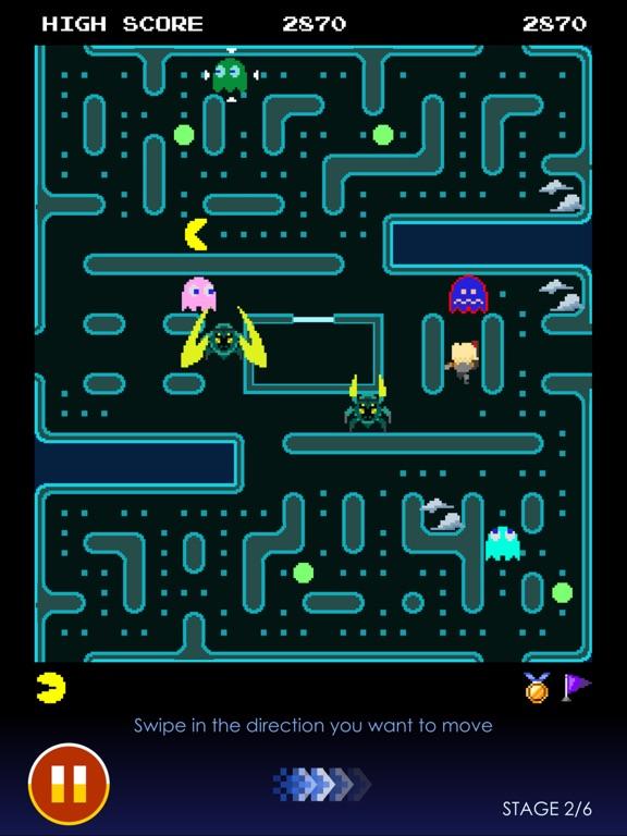 PAC-MAN: Ralph Breaks the Maze screenshot 10