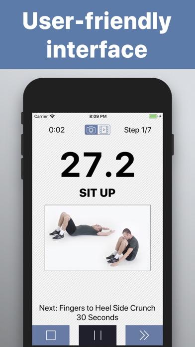Abs workout pro - wod trainingのおすすめ画像3