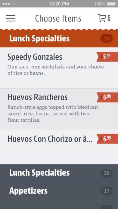 La Fiesta Mexican Grill screenshot 3