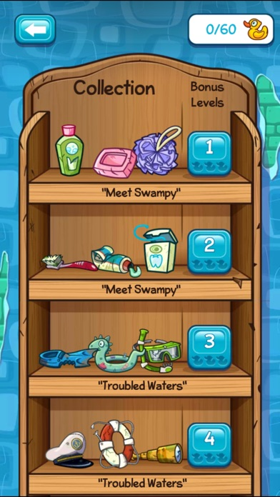 Screenshot for Where's My Water? in Netherlands App Store