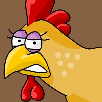 Chicken Coop Fraction Games