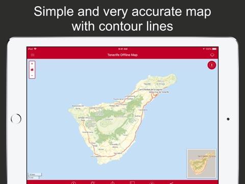 Скриншот из Tenerife Offline