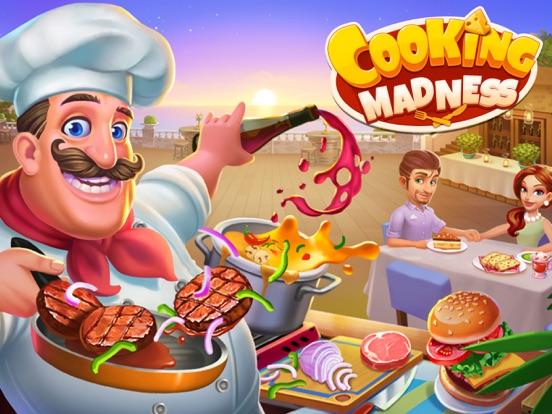 Кулинарное Безумие - Шеф-Повар на iPad