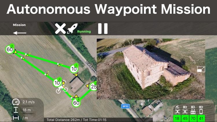 Mavic FPV - Waypoint & VR screenshot-0