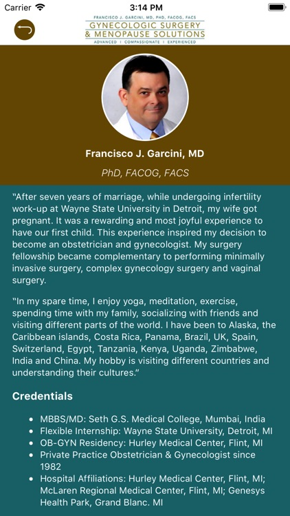 Francisco J  Garcini, MD by Practice Builders