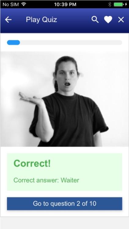 FingerTalk - SASL Dictionary