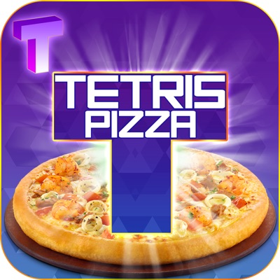 Tetris Pizza ios app