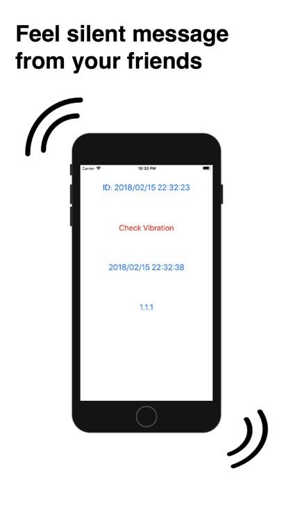 SendOriginalVibration - Setter