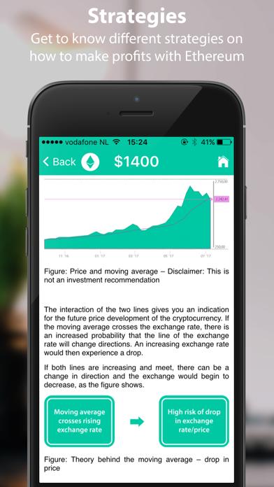 Ethereum Trading for Beginners screenshot three