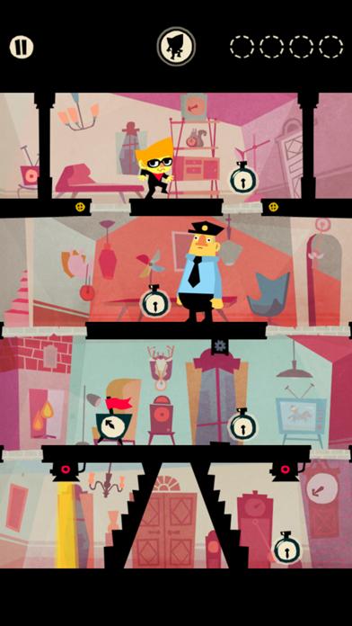 Beat Sneak Bandit Screenshot on iOS