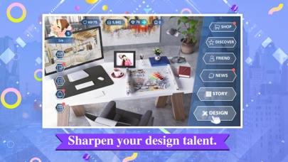 Screenshot for Design My Room: Fashion in Philippines App Store