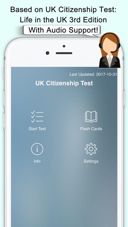 UK Citizenship Test