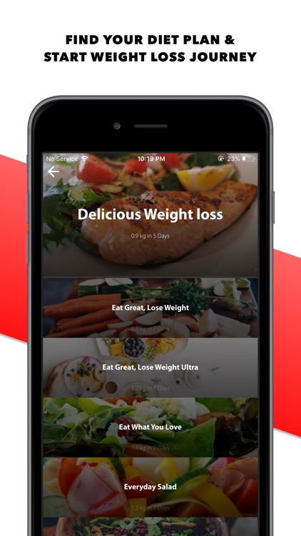 DietPro -Weight Loss Meal Plan