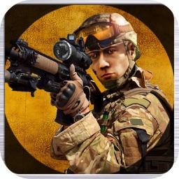 Military Sniper Commando