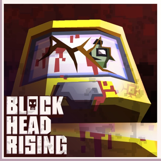 Download Blockhead Rising free for iPhone, iPod and iPad