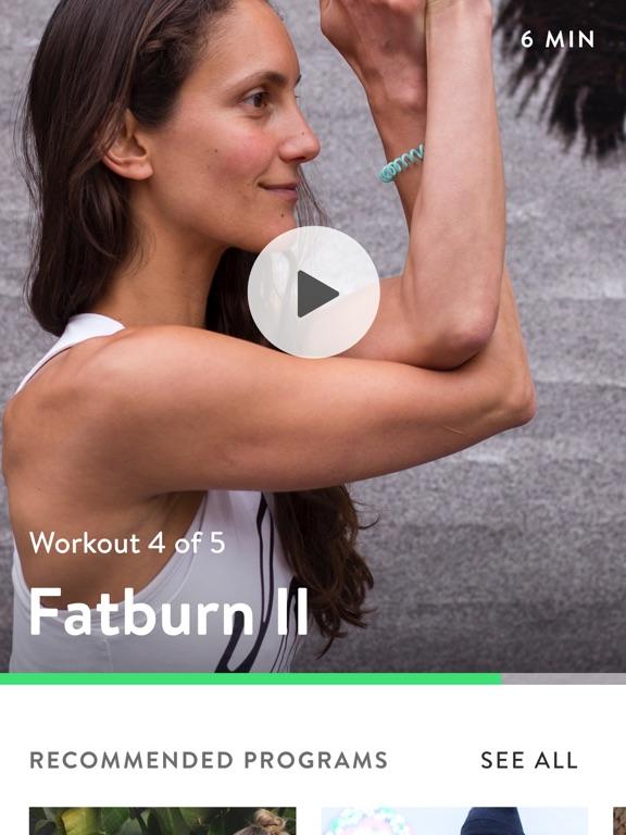 Yoga for fitness and weight loss - Asana Rebel screenshot