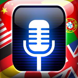 Voice Translate Pro app