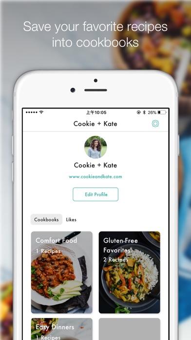 Cookie + Kate Screenshot