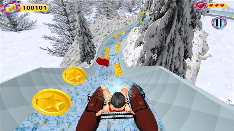 Water slide Adventure 3D Sim screenshot-3