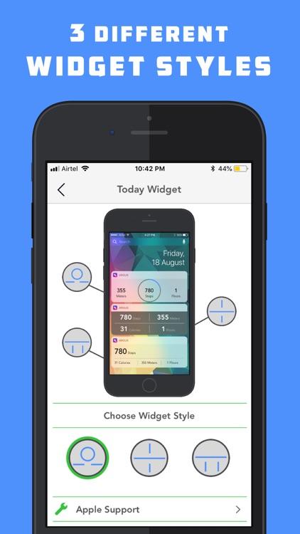 Pedometer Lite for Weight Loss screenshot-3