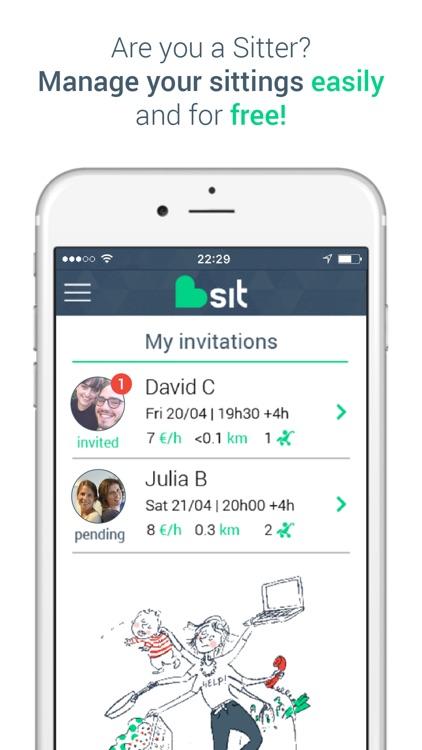 Bsit, the childcare app screenshot-8