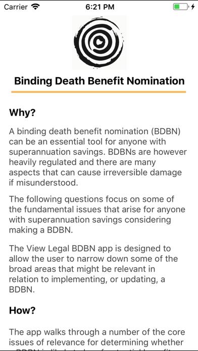 BDBN screenshot one