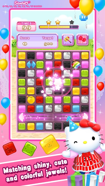 Hello Kitty Jewel Town! screenshot-0